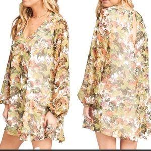 NWOT Show Me Your MuMu Donnie Dress